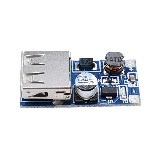 eHUB XL6009 DC-DC Adjustable Step-up Boost Power Converter Board Module