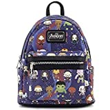 Loungefly X Marvel Avengers Kawaii Mini Backpack