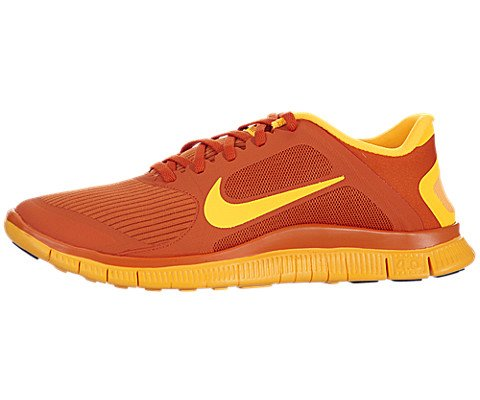 Nike Free 4.0 V3 Men Sneakers Urban Orange 579958 880