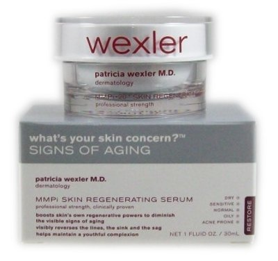 Patricia Wexler M.D. Dermatology MMPi Skin Regenerating Serum Professional Strength, 3.4 Fluid Ounce by Wexler