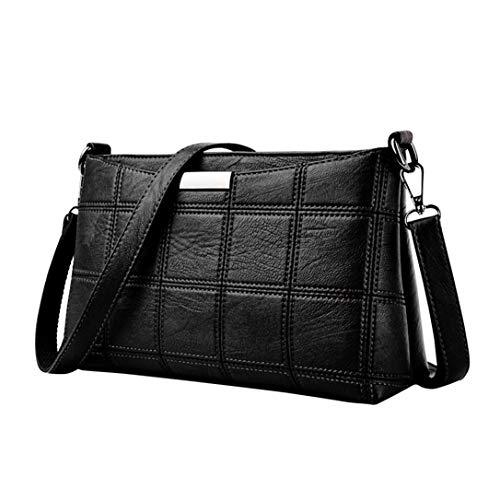Negro showsing Mujer Negro al Small para Hombro Bolso Handbag 7r47Uqz8