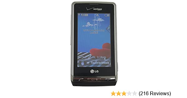 amazon com lg vx9700 dare verizon cell phones accessories rh amazon com LG Cell Phones LG Phones