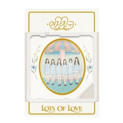 Gfriend - [LOL] 1st Kihno Album Kit+7p PhotoCard K-POp Sealed G-FRIEND GIRL FRIEND