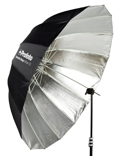 Profoto Deep Umbrella Silver - 65 Inch 100981 by Profoto