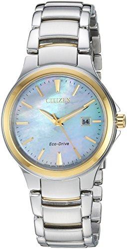 Citizen Fashion Watch (Model: EW2524-55N)