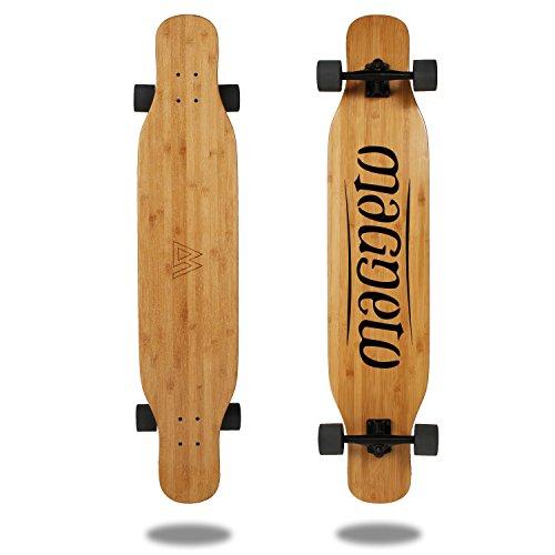 Magneto Longboards Bamboo Longboards