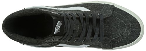 Schwarz Reissue hi Mixte Adulte Baskets Weiss overwashed true Vans Sk8 Hautes w8xBRwE1