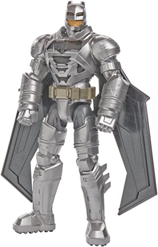 "Batman v Superman: Dawn of Justice Electro-Armor Batman 12"" Deluxe Figure"