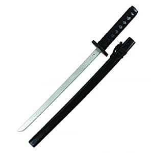 "Amazon.com : Wooden 29"" Practice Katana Sword with ..."