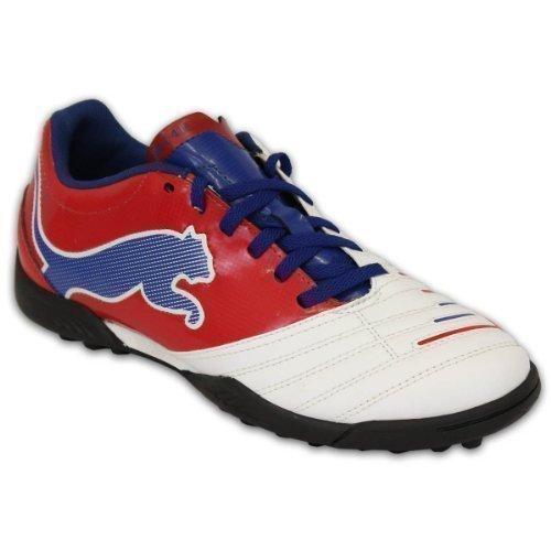 Lacet Enfant Turf Rouge Astro Puma Blanc Chaussure Neuf Foot H29YWEDI