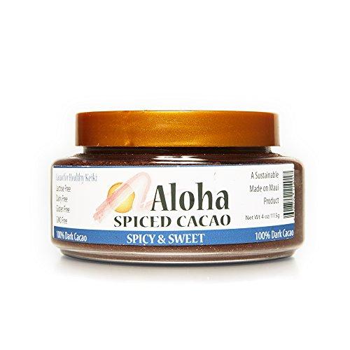 Hot Spiced Cocoa (Aloha Spiced Cacao - 4 oz (Original))