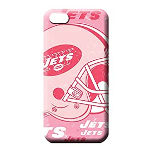 iphone 6 normal Shock Absorbing Bumper Fashionable Design mobile phone carrying shells new york jets nfl football