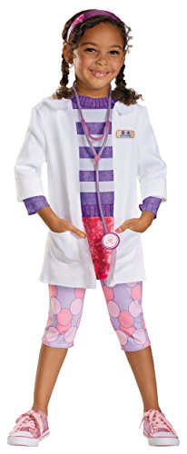 Doc McStuffins Deluxe Costume - Medium -