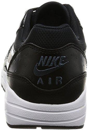 W Nike Air Max 1 Ultra 2,0 Vrouwen 881104-002 Zwart / Mtlc Hematiet-zwart-wit