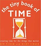 Tiny Book of Time, Nicky Singer and Kim Pickin, 0747262446