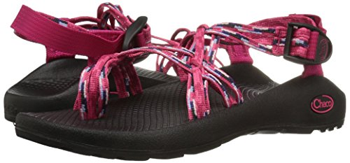 Pictures of Chaco Women's ZX3 Classic Athletic Sandal J106134 Rain Raspberry 6 M US 4