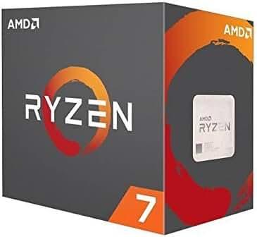 AMD Ryzen 7 1700X Processor (YD170XBCAEWOF)