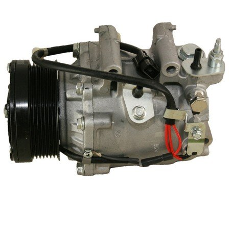 TCW 40941.7T1NEW A/C Compressor and Clutch (Tested Select)