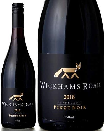 ウィッカムズ ロード ギップスランド ピノ ノワール [ 2018 ]ホドルス クリーク (赤ワイン)
