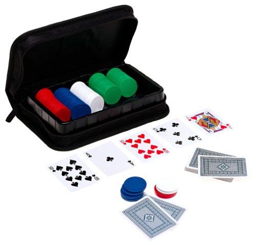 Texas Hold 'em Professional Poker Portfolio by Cardinal Industries