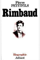 Rimbaud (French Edition) Paperback