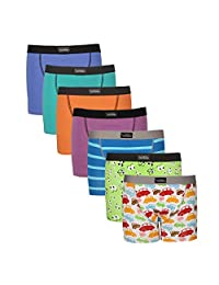 Yves Martin | Boys' Boxer Briefs (toddlers) | 5 Pack (4567/5)