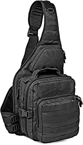 Red Rock Outdoor Gear Recon Sling Pack, Black