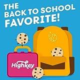 Highkey Keto Chocolate Chip Cookies - 3 Pack - Low