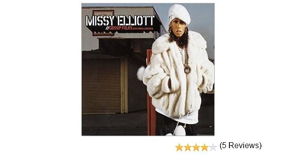 Missy Elliott - Gossip Folks - Amazon.com Music