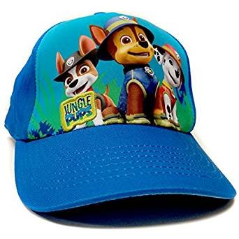 super popular c36b5 1a269 Image Unavailable. Image not available for. Color  Nickelodeon Paw Patrol  Kids Blue Baseball Cap
