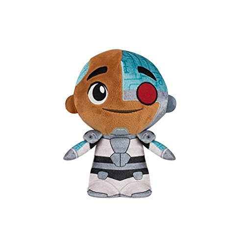 Funko Plushies: Teen Titans Go - Cyborg Collectible Plush