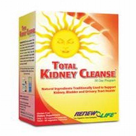 Renew Life Total Kidney Cleanse, 1 Kit