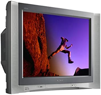 Amazon Com Sony Kv 32fs320 32 Inch Fd Trinitron Wega Flat Screen Tv Electronics