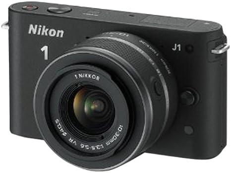 Nikon 1 J1 - Cámara Evil de 10 MP (Pantalla 3