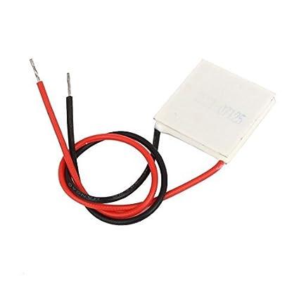 DealMux TES1-07125 8.4V 2.5A termoelétricos Módulo refrigerador refrigerar placa Peltier