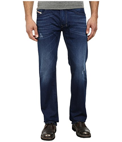 Diesel Men's Larkee Trousers 842M Denim Jeans 29 X 32 ()