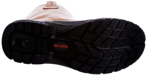 Scruffs Gravity RIGGER Safety BootsSTEEL TOE CAPTanS1P SRA