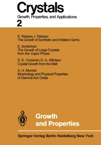 Growth and Properties (Crystals)