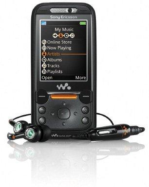 telephone sony ericsson walkman