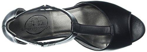 Holloway Black LifeStride Women's Heeled Sandal n7wx4qfH
