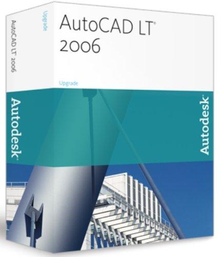 Autodesk AutoCAD LT 2006 Upgrade from LT 2002 - 25 User
