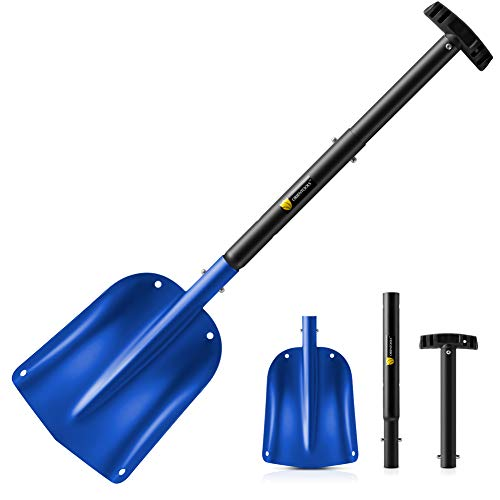 ORIENTOOLS Snow Shovel with