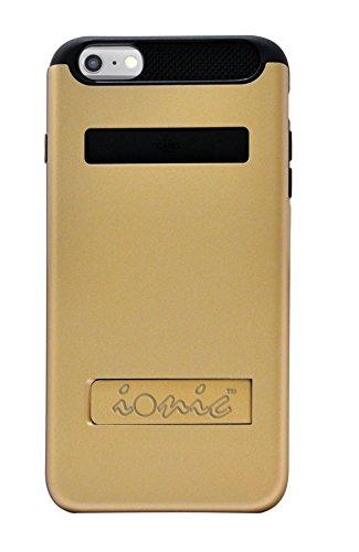 iPhone 6S Plus Case, Ionic Combo Apple iPhone 6 Plus / iPhone 6S Plus Case 2015 (Gold/Black)