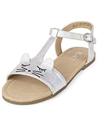Kids' BG Sugar Cat Flat Sandal