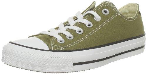 Converse Ctas Season Ox 015760-610-63 - Zapatillas de tela unisex Verde (Grün (Olive))
