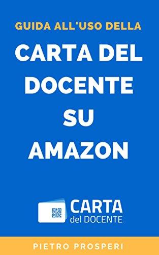RICONVERTIRE BUONO AMAZON CARTA DOCENTE