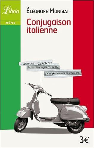 Livres gratuits en ligne Conjugaison italienne pdf