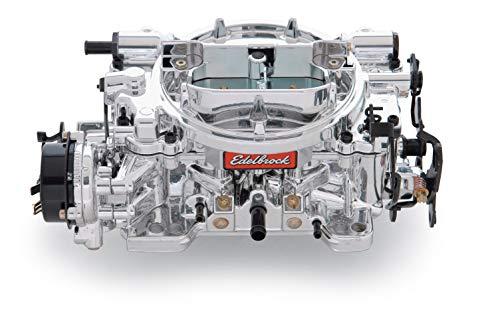 Edelbrock 18134 Thunder Series AVS 800 CFM Carburetor (Edelbrock Carburetor Endurashine)