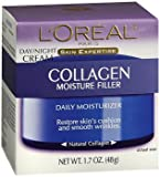 Best L'oreal Paris Collagen Products - Loreal Daily Moisturizer, Day/Night Cream, Collagen Moisture Filler Review