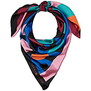 Tommy Hilfiger Women's Tommy Fun Square Scarf